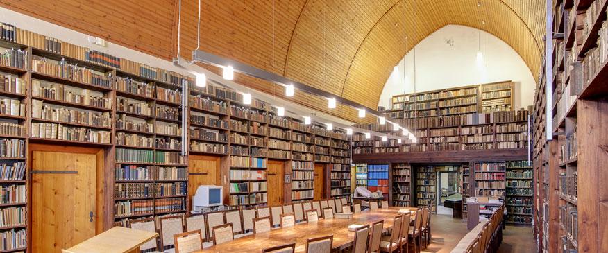 Bibliothek-Augustinerkloster