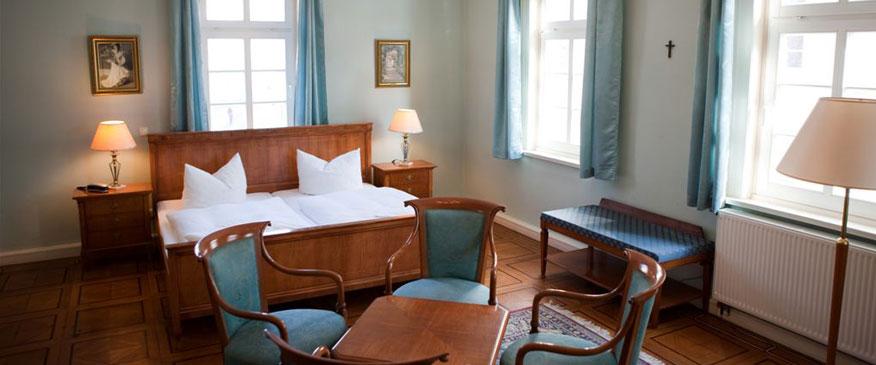 Hotelzimmer-Nikolai