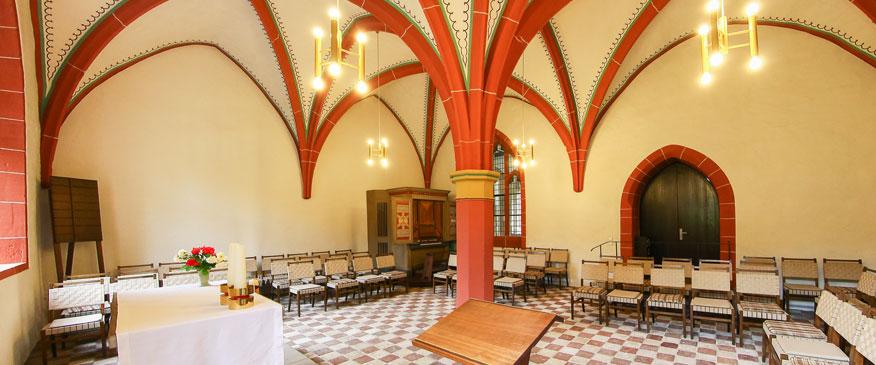 Vortragsraum-Kapitelsaal